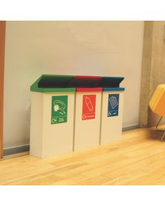 Easi Cycle Recycling Bins - 80 & 98 Litre Available
