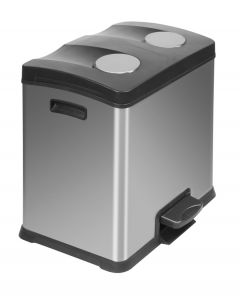 Eko Rejoice 2x12 Litres Recycling Bin