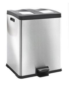 Eko Rejoice 2x30 litre recycling bin