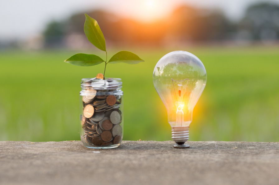 Energy-Saving Lights