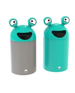 84 Litre Novelty Space Buddy Bin