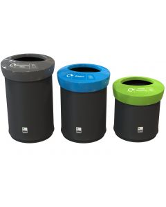 Ace Recycling Bin in 3 Sizes