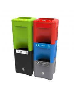 52 Litre Enviro Stacking Recycling Bin
