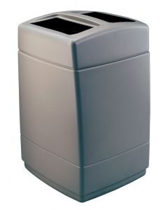 Large 2 Compartment Recycling Bin - 200 Litre Special Offer