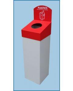 Metro Recycling Bin - 80 Litre