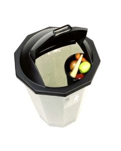 General and Kitchen Combination Waste Bin 75 Litres