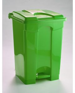 Step on Container Available in 6 Colours - 60 Litre