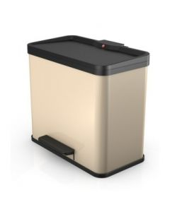 Hailo Trento Oko 3 Compartment Pedal Bin