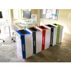 MyBin Classic Set of 5 Cardboard Bins With FREE Liners