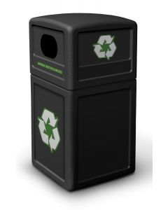 140 Litre Outdoor Recycling Waste Container