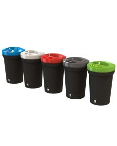 Arena Envirobin Stacking Recycling Bin 95 Litres