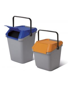 Stackable Recycling Container 45 Litres