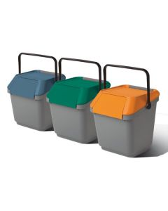Stackable Recycling Container 35 Litres