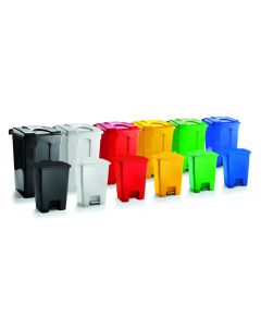Step on Container Available in 6 Colours - 30 Litre