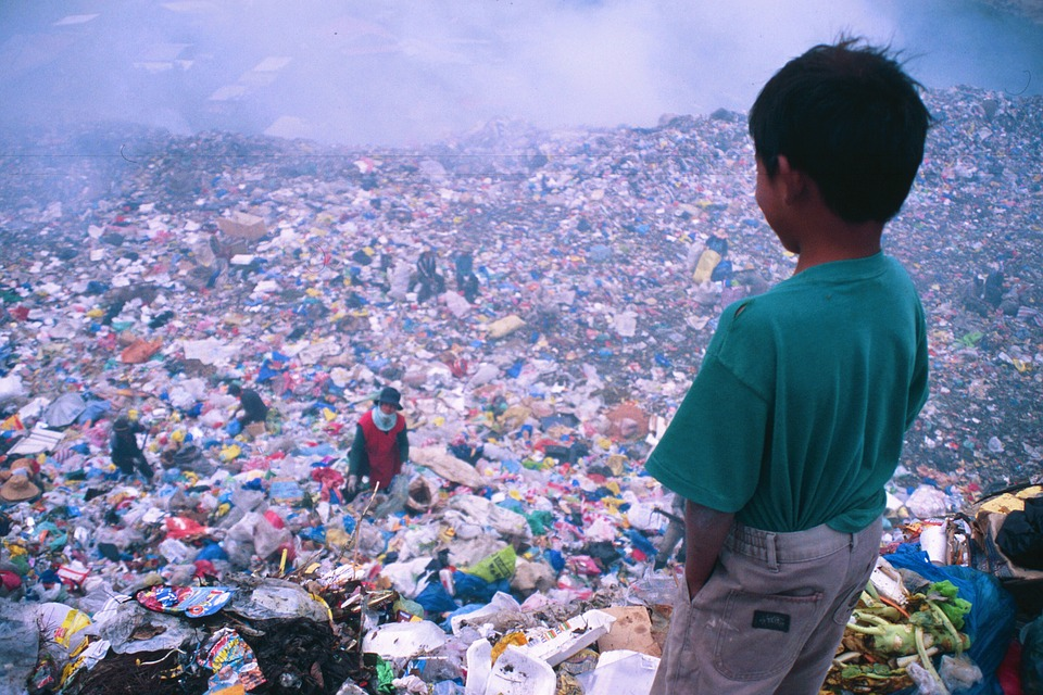 The Shame Of Uk Recycling Waste Dumped Illegally In Malaysia